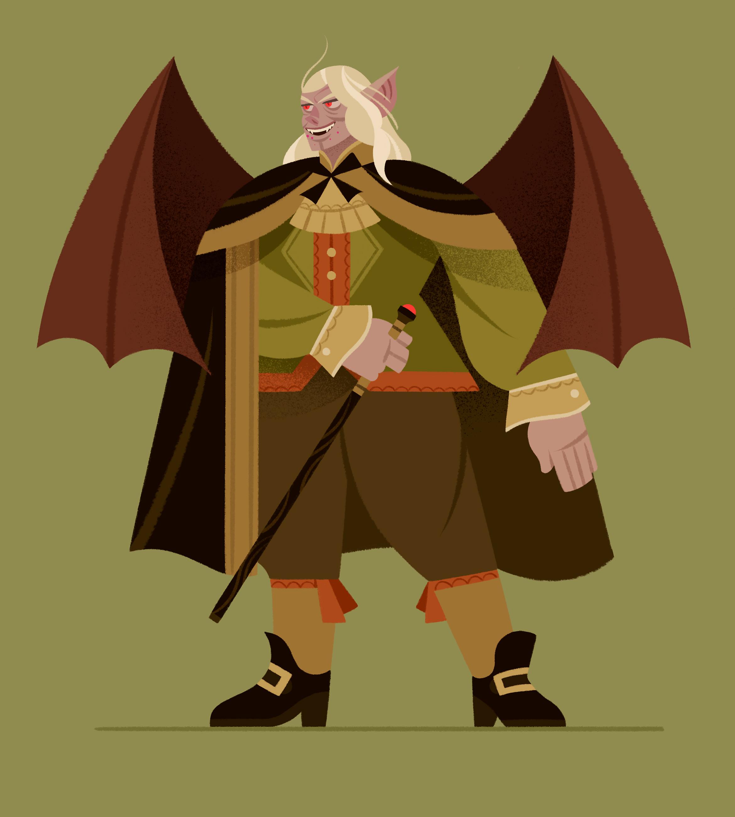 Raúl Gil - Vampire 2