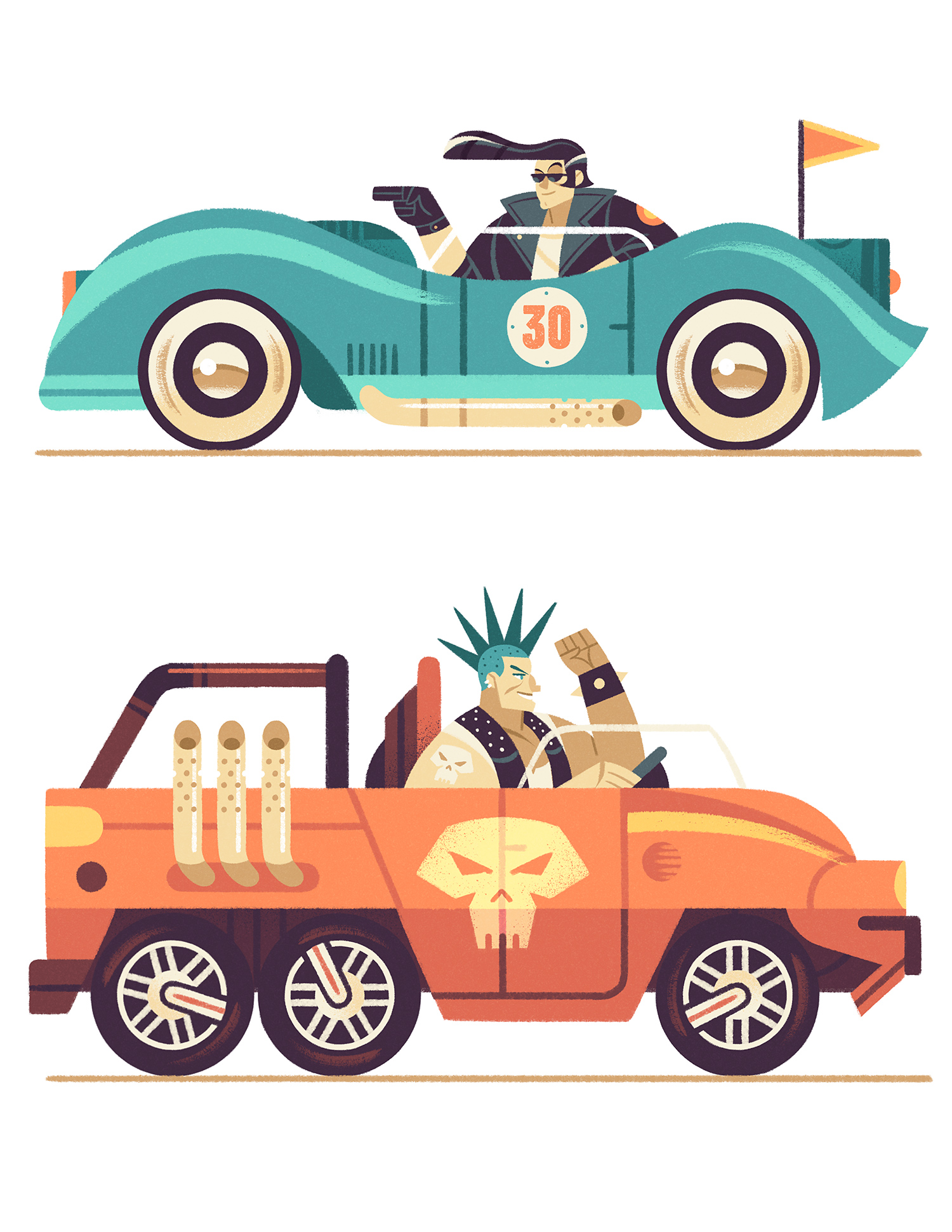 Cars & Drivers