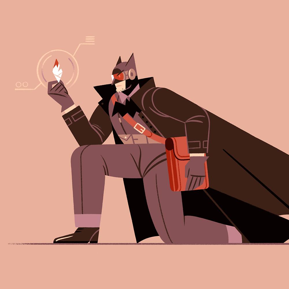 Batman Investigator