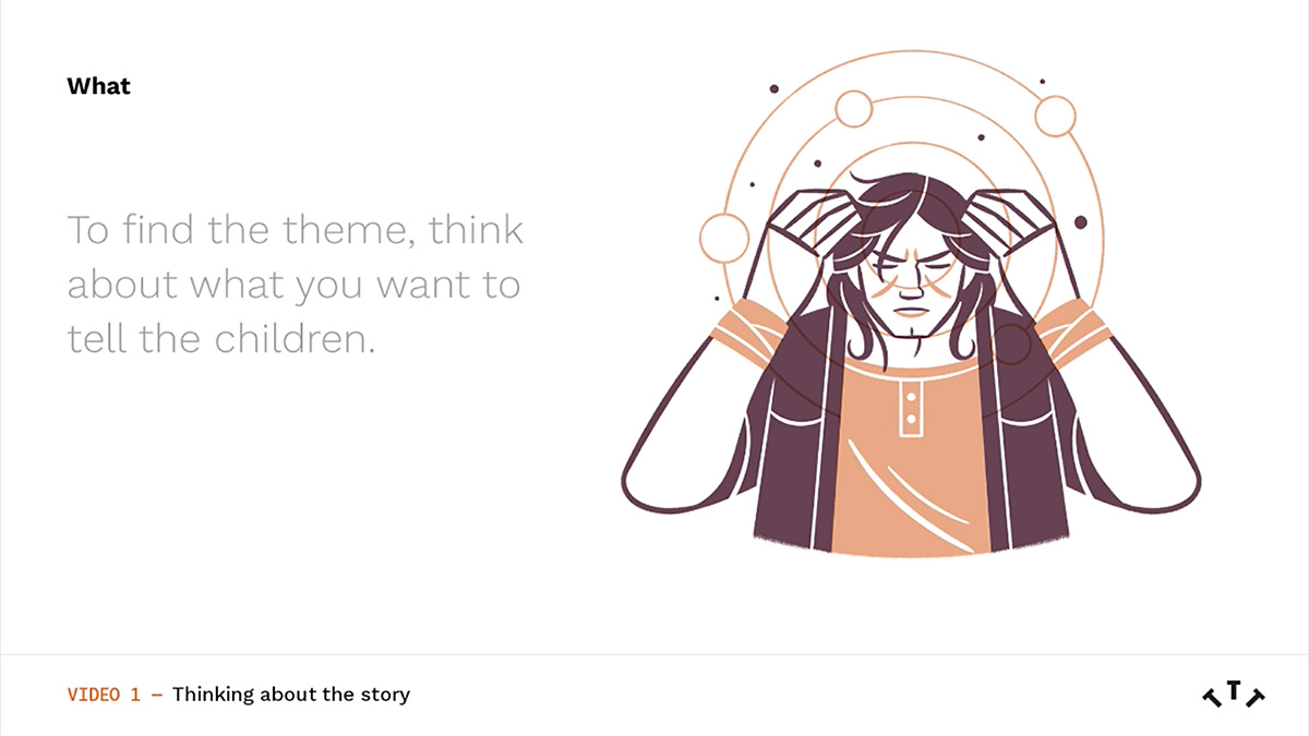 Raúl Gil – Create Interactive Stories for Children using Twine