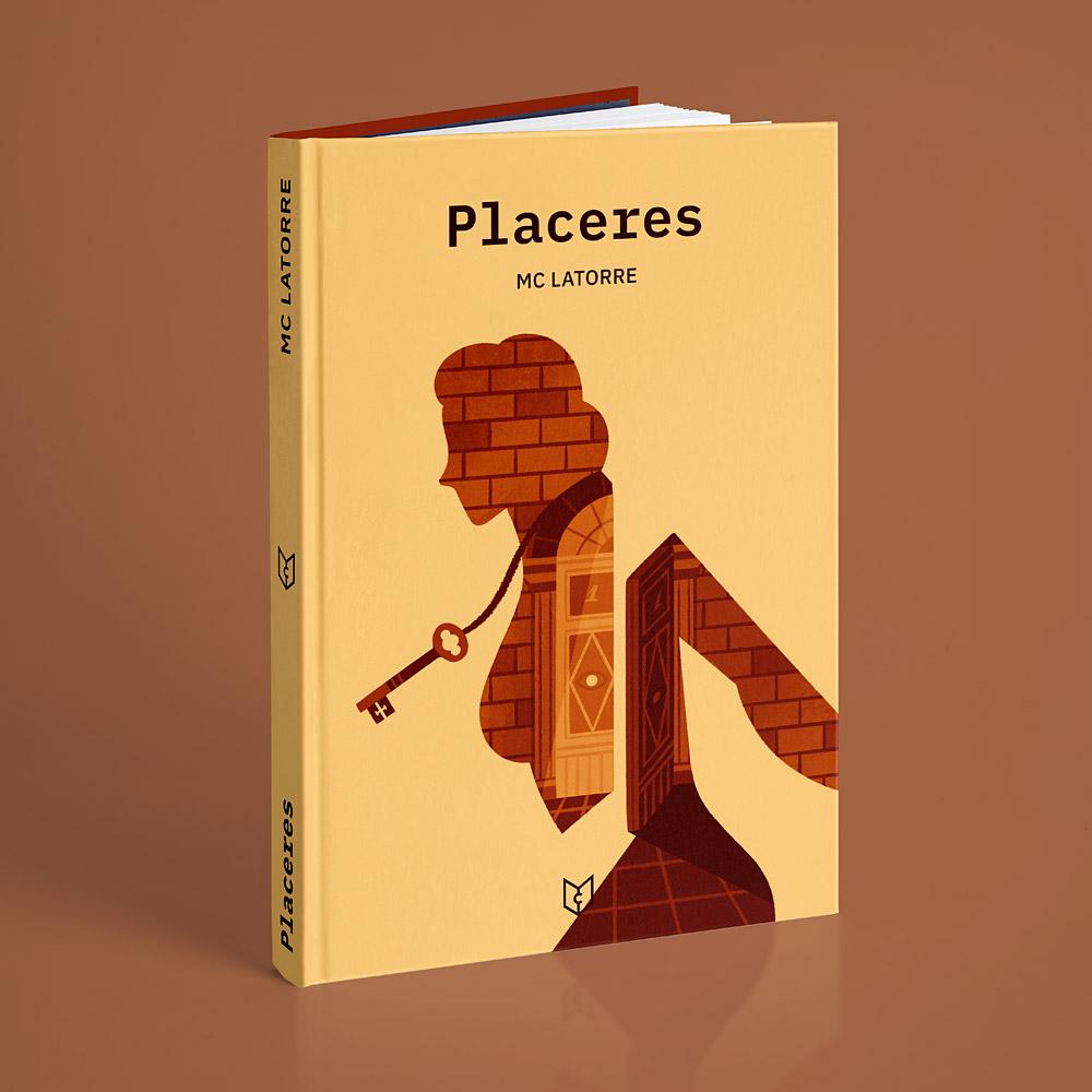 Raúl Gil — Placeres Book Cover